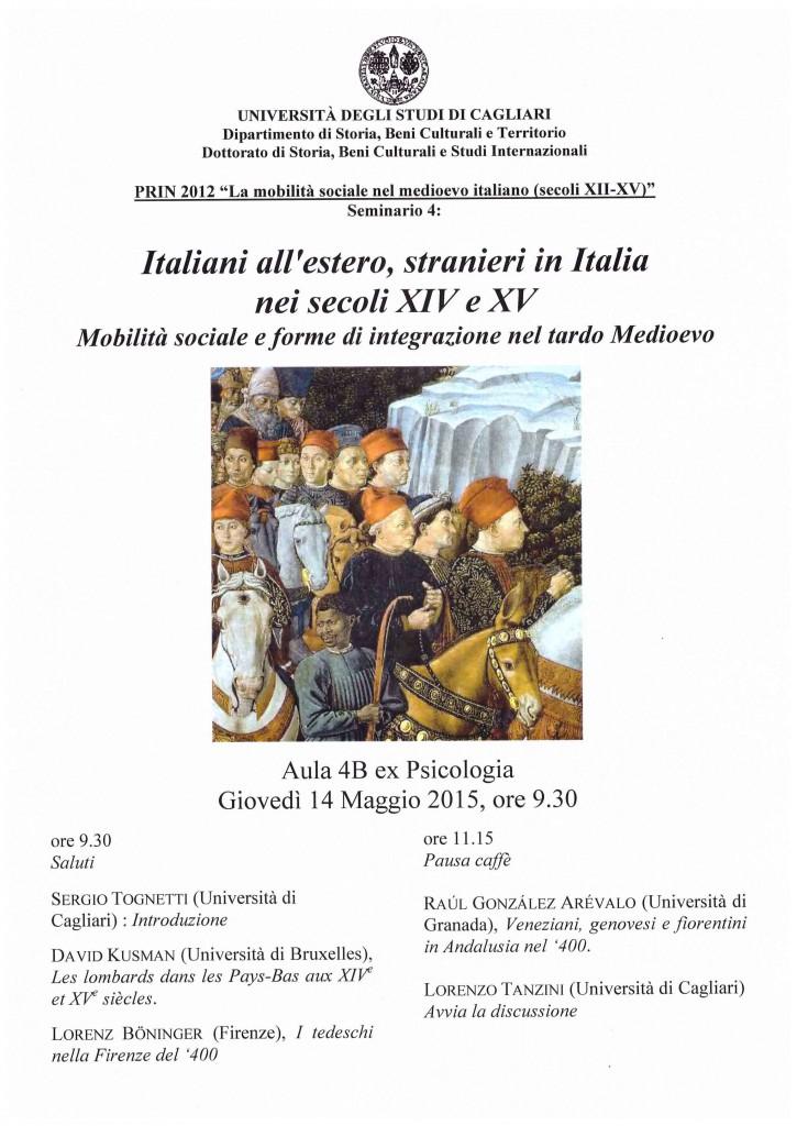 seminario 14 maggio